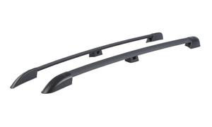 Рейлинги на крышу АПС для Lada Largus с 2012 года, черные арт. 0239-02