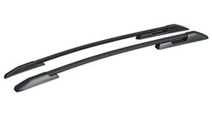 Рейлинги на крышу АПС для Land Rover Evoque с 2011 года, черные арт.0272-02