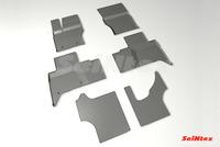 Резиновый коврик Seintex с бортиком для Land Rover DISCOVERY V 2017-