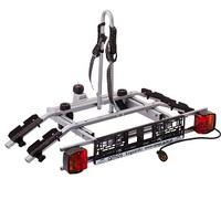 Платформа для перевозки 2-х велосипедов на фаркопе AMOS TYTAN-2 PLUS