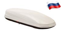 Автомобильный бокс Satellite 520 (196*78*43) белый глянцевый