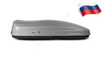 Автомобильный бокс MaxBox PRO 520 (большой) (196*80*43) серый матовый
