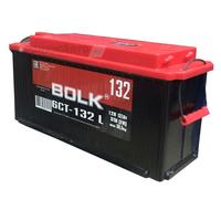 Аккумулятор BOLK Standart 132 А/ч прямая R+ EN 870A 513x189x213