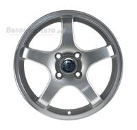AERO A1041 5,5*14 4/100 ET43 d60,1 silver