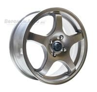 AERO A1051 6*15 4/100 ET47 d54,1 silver