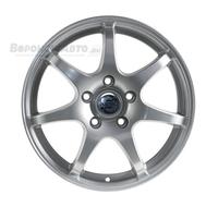 AERO A1151 6*15 4/100 ET40 d67,1 silver