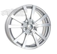 AERO A1645 7*17 5/114,3 ET38 d66,1 silver