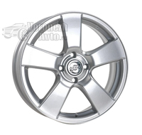 AERO A1719 6,5*16 4/100 ET36 d60,1 silver