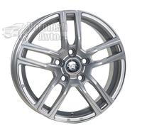 AERO A7468 6*16 4/100 ET49 d54,1 silver