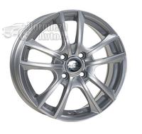 AERO A7469 6*15 4/100 ET45 d60,1 silver
