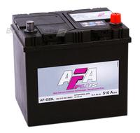 Аккумулятор AFA PLUS 60 А/ч обратная R+ EN 510A 232x173x225