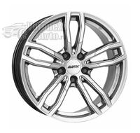 Alutec Drive 7,5*17 5/112 ET27 d66,5 Polar Silver