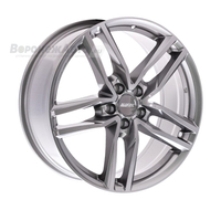 Alutec Ikenu 6,5*16 4/108 ET20 d65,1 Metal grey