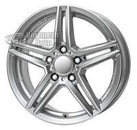 Alutec M10 7*16 5/112 ET48 d66,5 Polar Silver