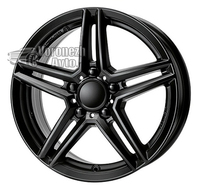 Alutec M10 7,5*16 5/112 ET45,5 d66,5 Racing Black