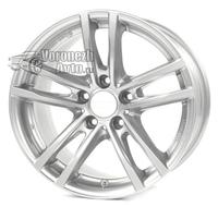 Alutec X10 7*16 5/120 ET31 d72,6 Polar Silver