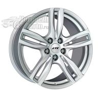 ATS Evolution 7,5*17 5/120 ET43 d72,6 Polar Silver