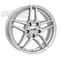 ATS Mizar 6,5*16 5/112 ET38 d66,5 Polar Silver
