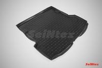 Коврик в багажник полиуретановый Seintex для BMW 4 ser (F36) лифтбек 2013-