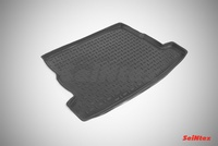 Коврик в багажник полиуретановый Seintex для Brilliance V5 2012-