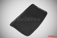 Коврик в багажник полиуретановый Seintex для CHEVROLET AVEO hatchback 2006-2011