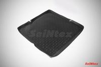 Коврик в багажник полиуретановый Seintex для CHEVROLET AVEO II sedan  2011-