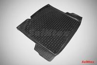 Коврик в багажник полиуретановый Seintex для CHEVROLET СOBALT 2012-