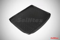 Коврик в багажник полиуретановый Seintex для CHEVROLET CRUZE hatchback 2011-2015