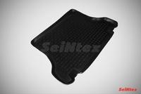 Коврик в багажник полиуретановый Seintex для CHEVROLET LANOS 2005-2009