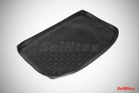 Коврик в багажник полиуретановый Seintex для CITROEN С3 PICASSO 2009-