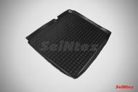 Коврик в багажник полиуретановый Seintex для CITROEN C4 II hatchback 2012-