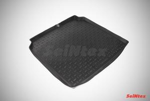 Коврик в багажник полиуретановый Seintex для CITROEN C4 II sedan 2012-