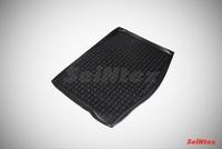 Коврик в багажник полиуретановый Seintex для FORD FOCUS II hatchback 2005-2011