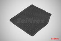 Коврик в багажник полиуретановый Seintex для FORD FOCUS III (Rest) hatchback 2016-