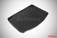 Коврик в багажник полиуретановый Seintex для FORD FOCUS III hatchback 2011-2015