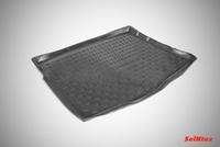 Коврик в багажник полиуретановый Seintex для KIA CEED II hatchback 2012-2018