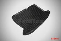 Коврик в багажник полиуретановый Seintex для KIA RIO II   hatchback 2005-2011