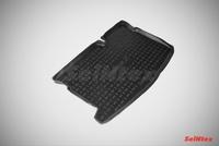 Коврик в багажник полиуретановый Seintex для MAZDA 2 2007-2014