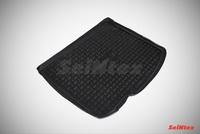 Коврик в багажник полиуретановый Seintex для MAZDA 3 hatchback 2009-2013