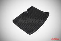 Коврик в багажник полиуретановый Seintex для RENAULT SANDERO 2010-2014