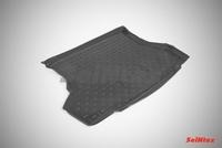 Коврик в багажник полиуретановый Seintex для Lada 2114 2003-2013