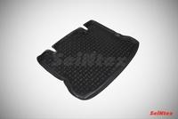Коврик в багажник полиуретановый Seintex для Lada LARGUS 2012-