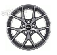 BBS SR014 8*18 5/112 ET35 d82 Satin Himalaya Grey
