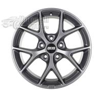BBS SR032 8*18 5/112 ET21 d66,5 Satin Himalaya Grey
