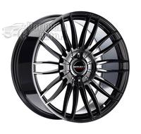 Borbet CW3 8,5*19 5/130 ET53 d71,6 Black glossy