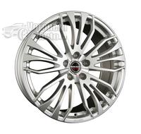 Borbet RB 8*18 5/112 ET44 d57,1 Sterling Silver
