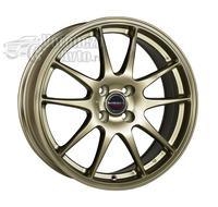 Borbet RS 7*17 4/100 ET35 d64,1 Bronze Matt