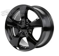 Borbet TB 6,5*16 5/112 ET49 d66,5 Black glossy