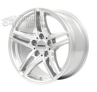 Borbet XR 7,5*17 5/112 ET30 d66,5 Brilliant silver