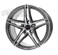 Borbet XRT 8*17 5/112 ET45 d72,5 Graphite polished